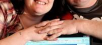 عجیب ترین ازدواج سال 2011 به کمک فیس بوک
