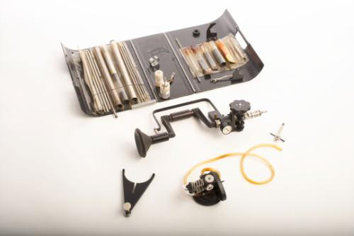 ابزارهای جاسوسی قدیمی و جالب سازمان سیا | www.irannaz.com