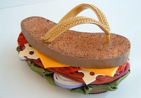 خنده دار ترین مدل های کفش زنانه جهان