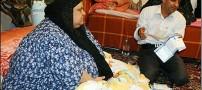 سرنوشت بسیار تلخ چاق ترین زن ایرانی