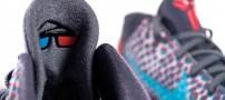 سورپرایز شرکت نایک با اولین کفش 3 بعدی!!