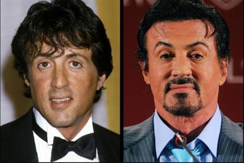 تغییر چهره بازیگران هالیوود در گذر زمان | www.irannaz. com