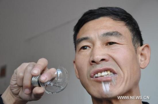 چینی ها در لامپ خوری هم بهترین شدند!