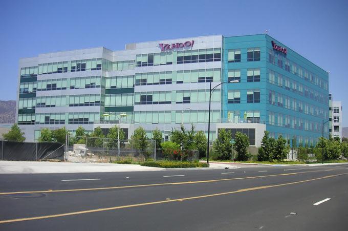عکس هایی از دفاتر شرکت یاهو در کشورهای مختلف