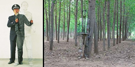 عکس هایی جالب و باور نکردنی از مرد نامرئی