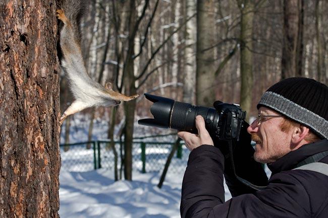 عکس هایی جالب و باور نکردنی از شکار لحظه ها