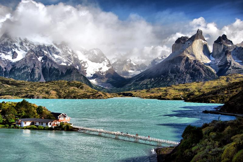 عکس هایی زیبا از طبیعت کشورهای مختلف جهان