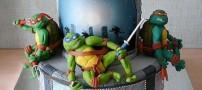 عکس هایی از خنده دار ترین کیک های تولد