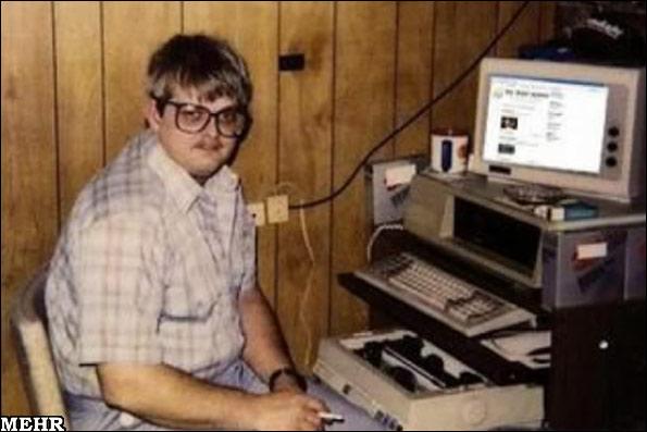 کلاهبرداری عجیب و خنده دار آنلاین از یک مرد