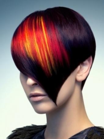 جدیدترین مدلهای هایلایت مو در سال 2011   www.irannaz.com