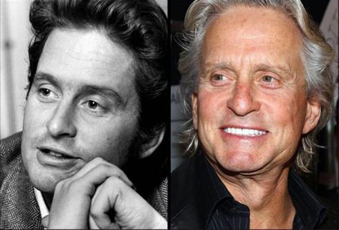 تغییر چهره بازیگران هالیوود در گذر زمان |