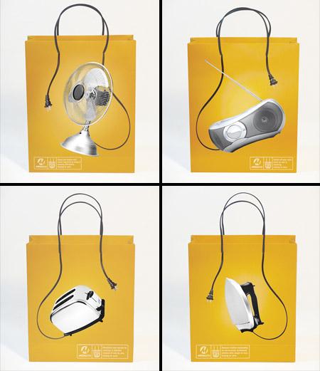 عکس هایی از جالب ترین کیف های دستی خرید