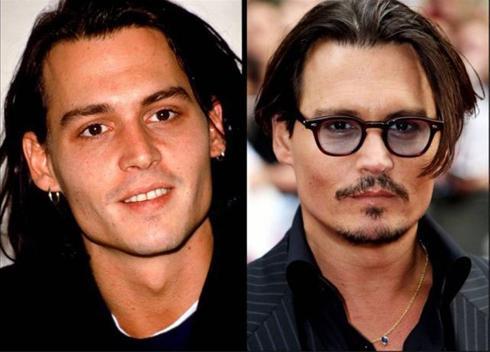 تغییر چهره بازیگران هالیوود در گذر زمان