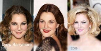 عکس هایی از تغییر مدل موی زنان مشهور