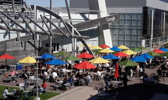 تصاویری دیدنی از دفاتر دو کمپانی بزرگ گوگل و یاهو