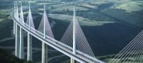 عکس های عجیب ترین و ترسناک ترین پل های جهان