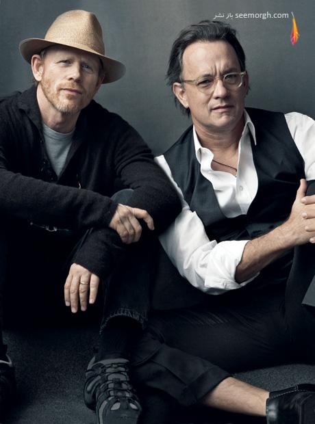 عکس های دیدنی از کارگردانان و بازیگران هالیوود در کنار یکدیگر