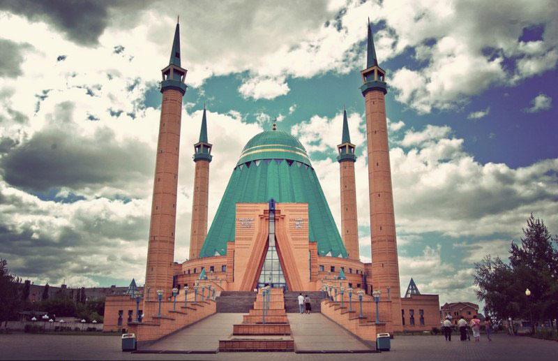 عکس های دیدنی از بهترین و زیباترین مساجد جهان! :)) 1