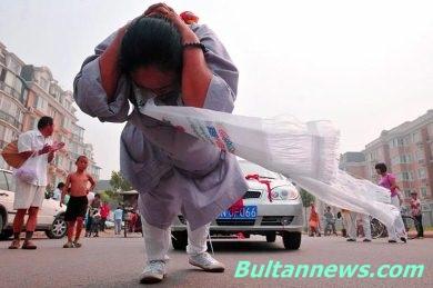 رکورد بسیار عجیب و خارق العاده یک زن چینی