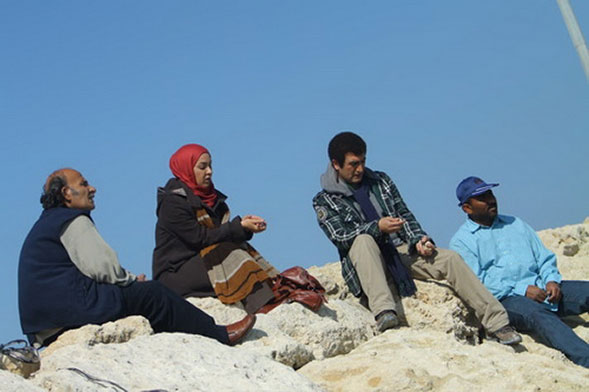 عکس هایی از سریال نوروزی موج و صخره