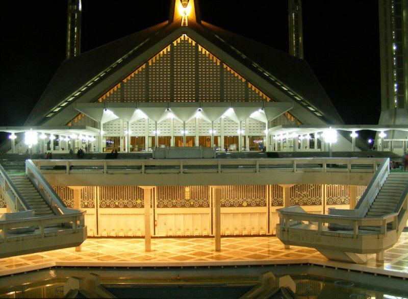 عکس های دیدنی از بهترین و زیباترین مساجد جهان