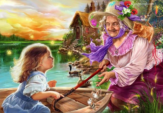 نقاشیهای بسیار دیدنی و زیبای یک هنرمند جوان