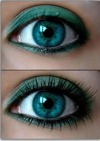 سال جدید با آرایش چشم جدید !