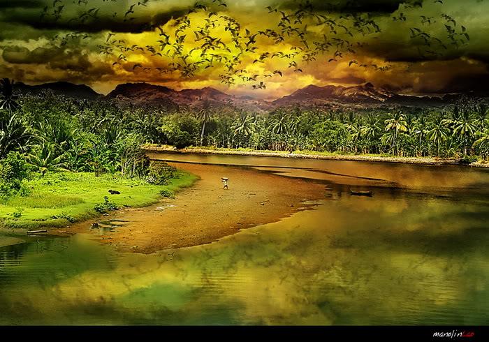 عکس های شگفت انگیز و بسیار دیدنی از طبیعت