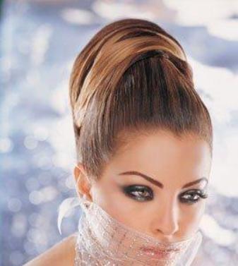 جدیدترین مدلهای شینیون موی سال 2011