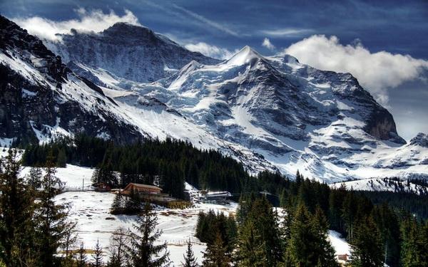 عکس هایی بسیار زیبا و دیدنی از کشور سوئیس
