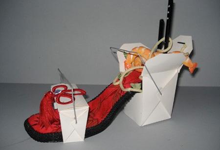 مدلهای کفش جالب ، دیدنی و بسیار خنده دار