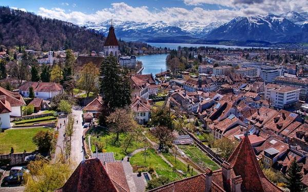 تصاویر زیبا از کشور سوئیس
