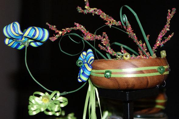 جدیدترین مدلهای تزئین سفره هفت سین نوروز | www.irannaz.com