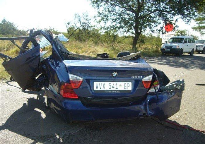 بهترین اتومبیل هم نمی تواند جان شما را نجات دهد