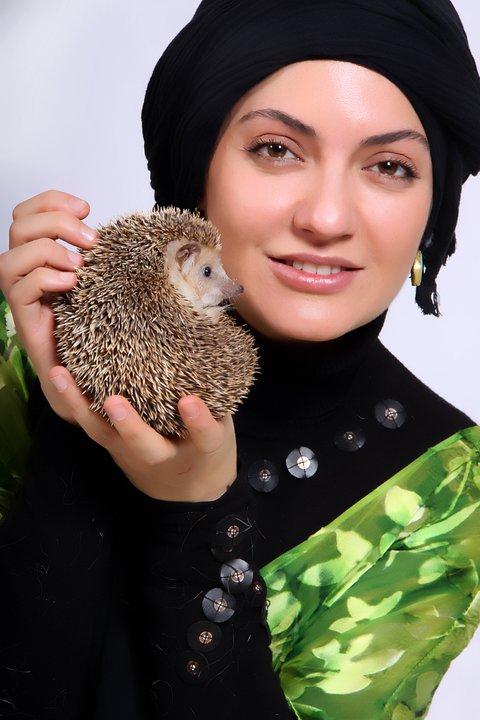 مهناز افشار | www.irannaz.com