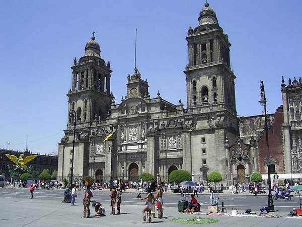 عکس های دیدنی از کشور زیبای مکزیک