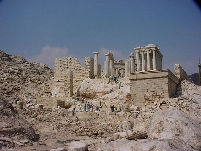 عکس هایی دیدنی از معروف ترین آثار تاریخی دنیا