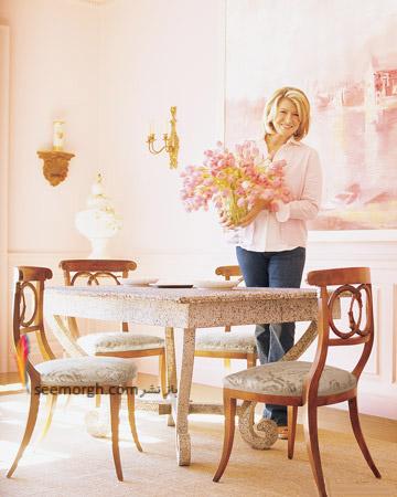 ثروتمند ترین زن خانه دار جهان و متخصص خانه داری