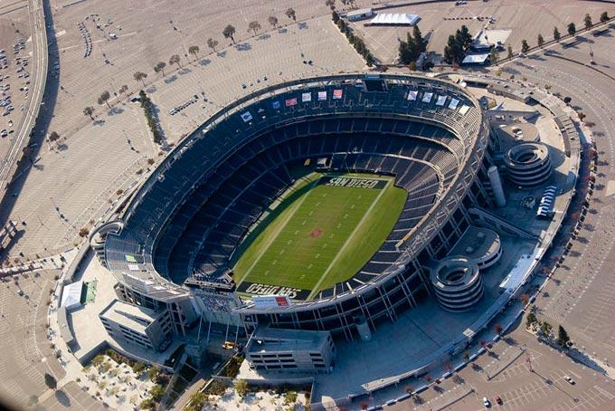 عکس هایی از زیباترین استادیوم های ورزشی جهان
