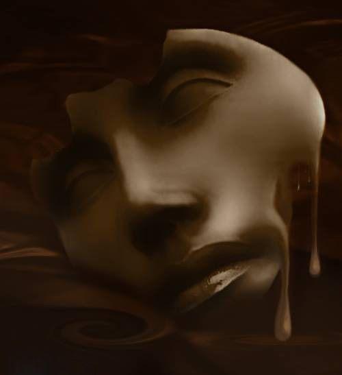 عکس هایی بسیار خوشمزه از اجسام شکلاتی