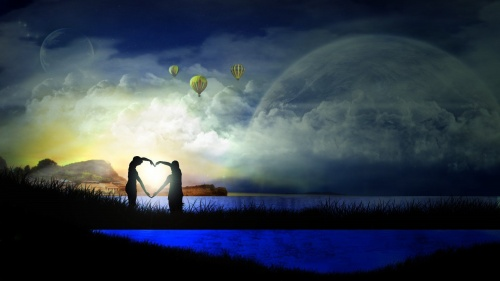 عکس های زیبای عاشقانه و رمانتیک جدید | www.irannaz.com