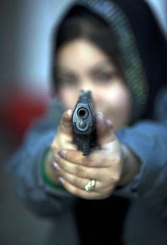 عکس هایی دیدنی از آموزش پلیس های زن افغان
