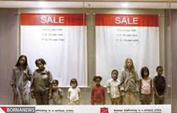 خرید و فروش دختران نیویورکی در خیابان + عکس