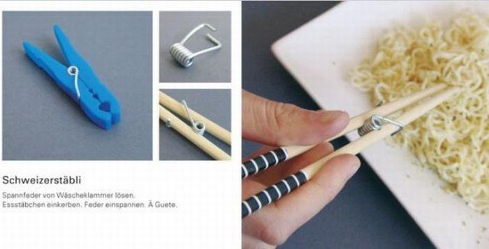 خلاقیت و نوآوری های بسیار جالب