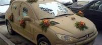 2 ماشین عروس عجیب اما بسیار جالب در ایران