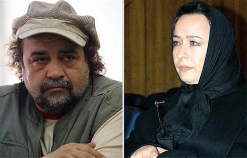 عکس هایی دیدنی از زن و شوهرهای سینمای ایران / www.irannaz.com