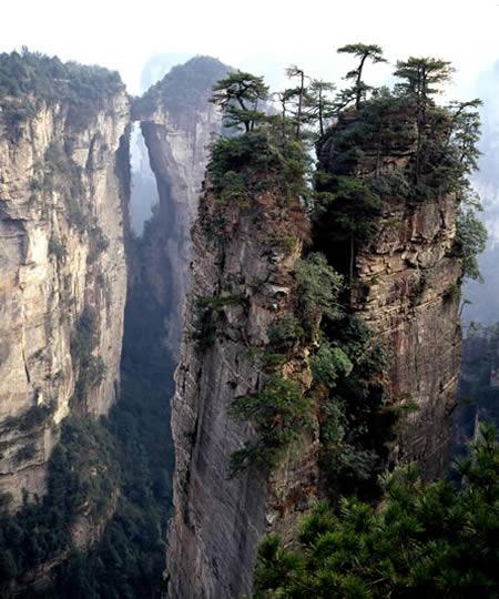 عجائب 10 گانه طبیعت که تاکنون ندیدهاید (تصویری)