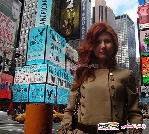 دستگیری زن زیبای آتشین با جذابیت مرگبار + عکس