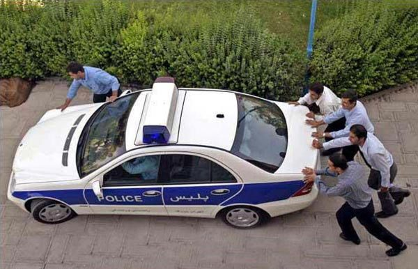 عكس هایی جدید از سوژه های خنده دار ایرانی