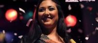 مراسم انتخاب زیباترین زن چاق جهان+عکس